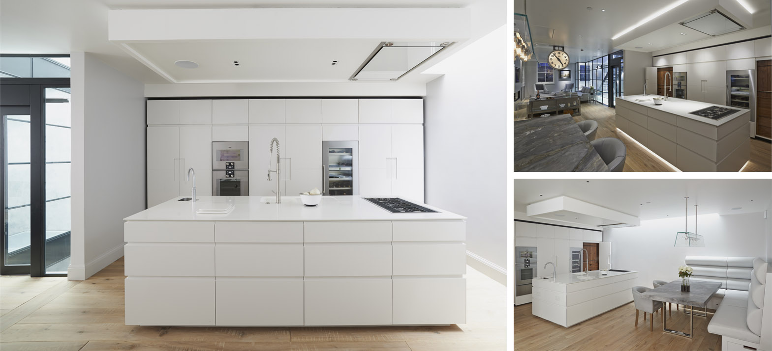 Bespoke Luxury Furniture & Luxury Kitchens by McCarron and Company