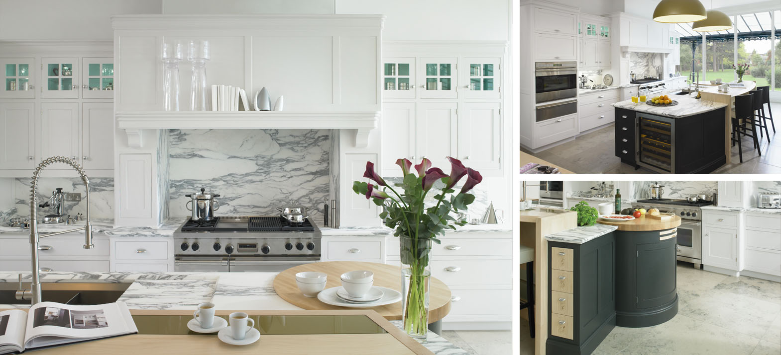 Kitchen Westbourne Grove Bespoke Luxury Furniture Luxury Kitchens By Mccarron And Company