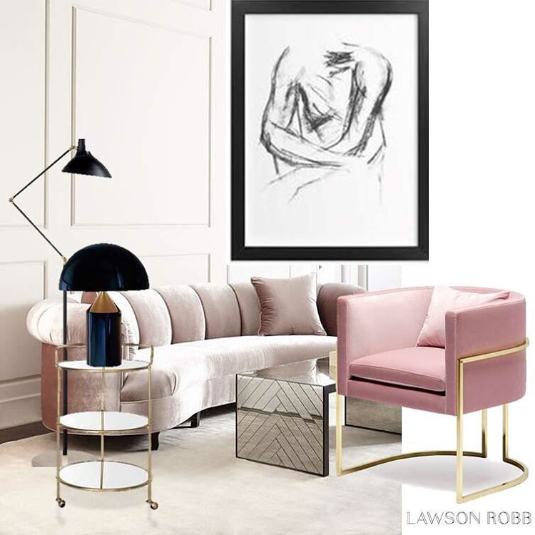 Instagram from london based interior design to food for Interior designers based in london