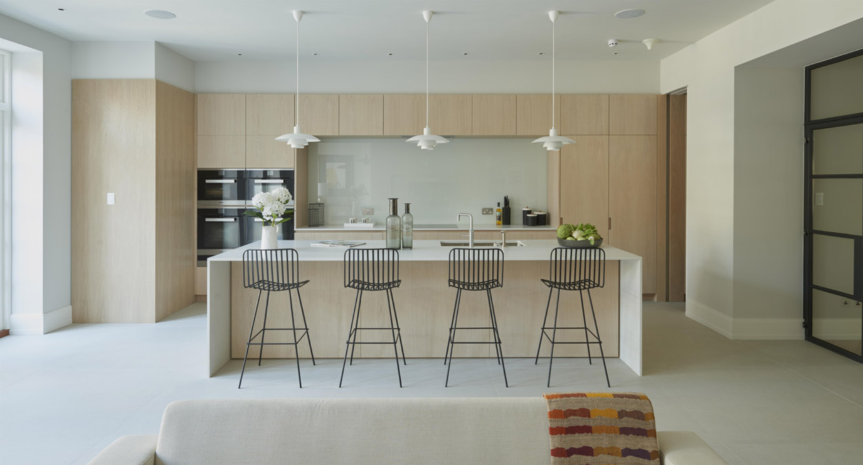 designing the right kitchen zone