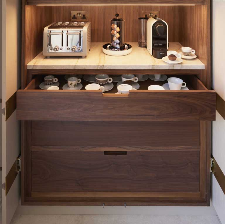 contemporary kitchen designer